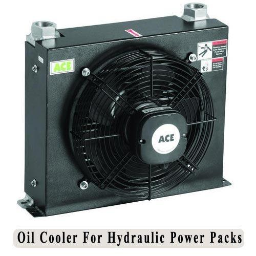 OIL COOLER FOR HYDRAULIC POWER PACKS 500x500