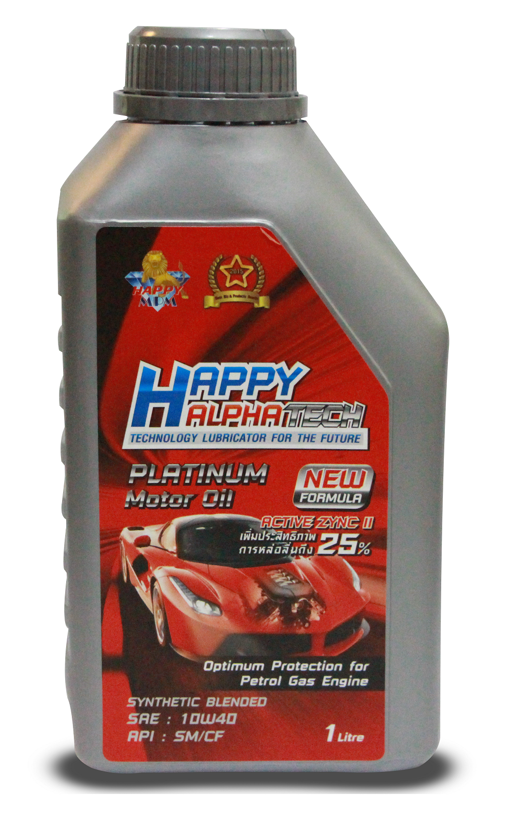 HAPPY ALPHA TECH PLATINUM Motor Oil