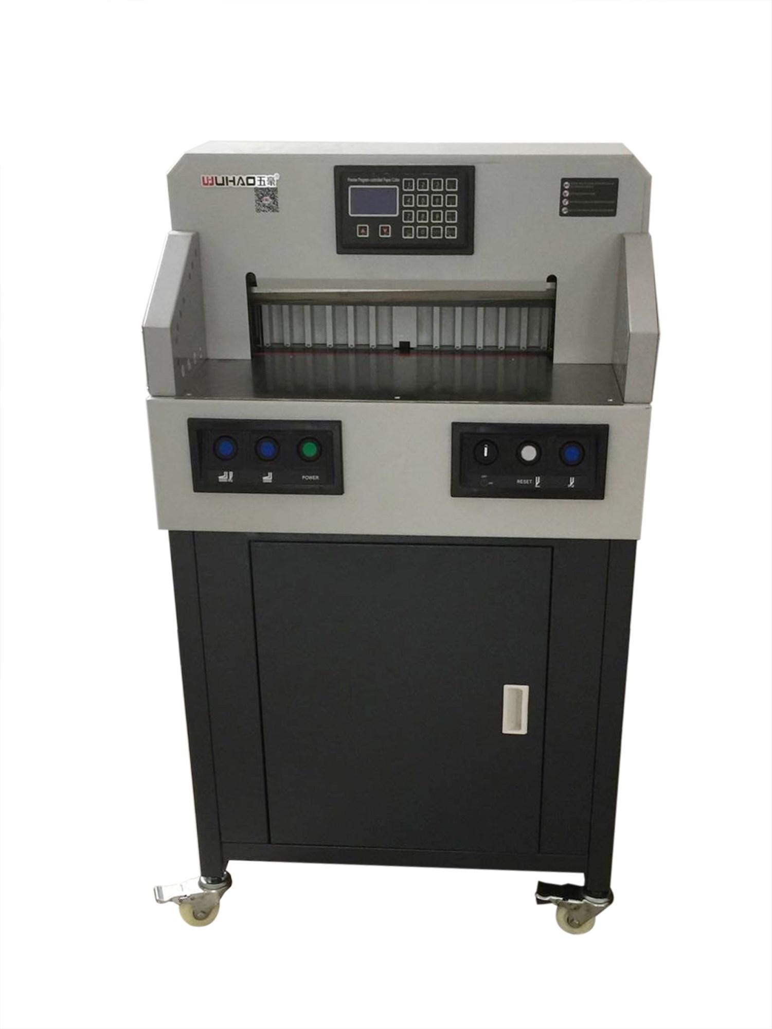 เครื่องตัดกระดาษไฟฟ้า รุ่น 4808H PAPER CUTTER