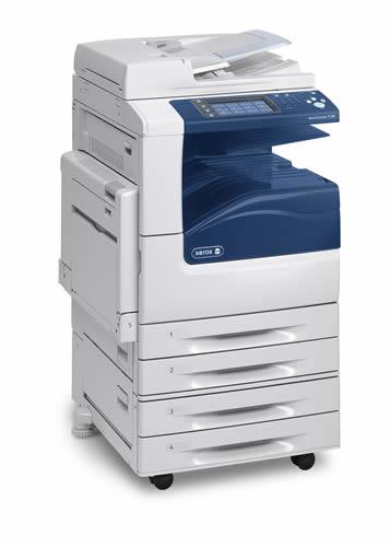 เครื่องถ่ายเอกสารสี Xerox7120/7125