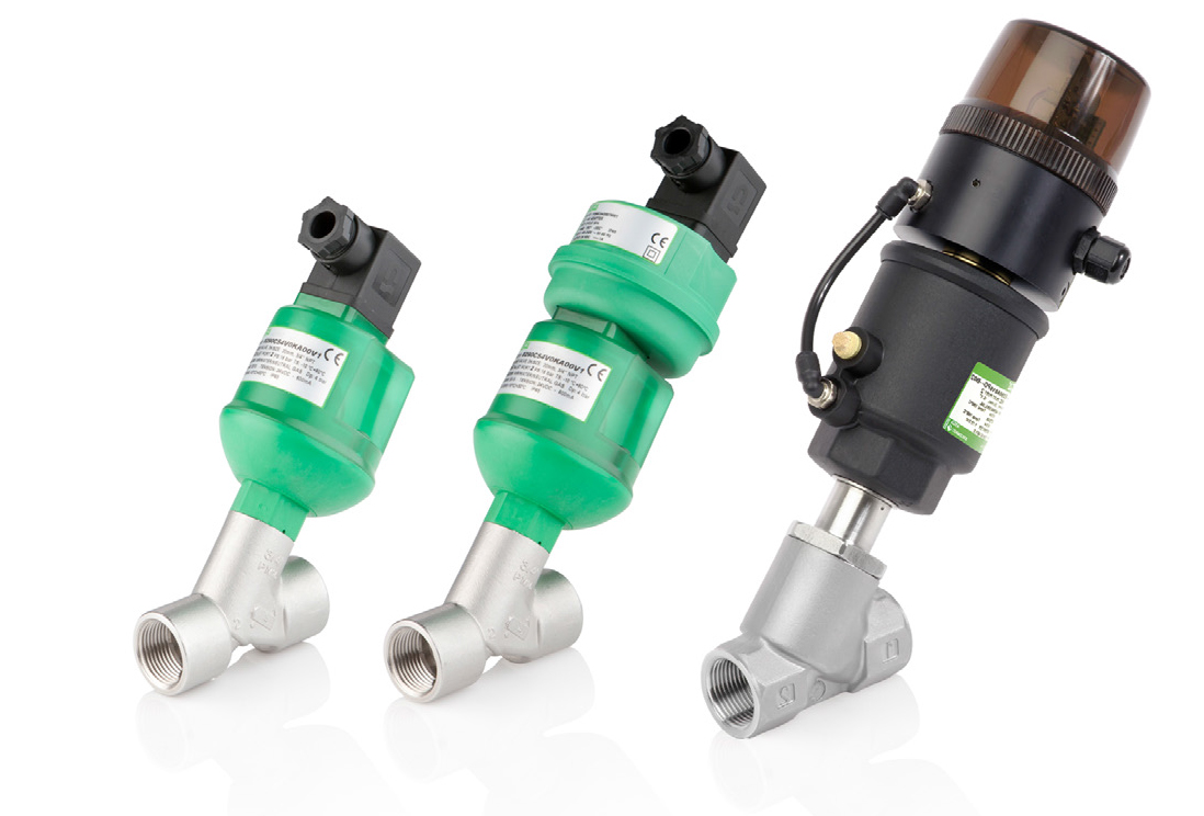 ASCO Series 290 Proportional Valves with Positioner
