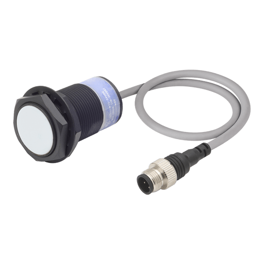 PRDAW series Cylindrical Spatter-Resistant Inductive Proximity Sensors with Long Sensing Distance (Cable Connector Type)