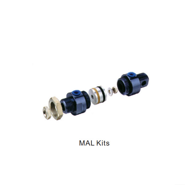 MAL series spare part pneumatic cylinder