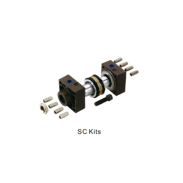 SC series spare part pneumatic cylinder