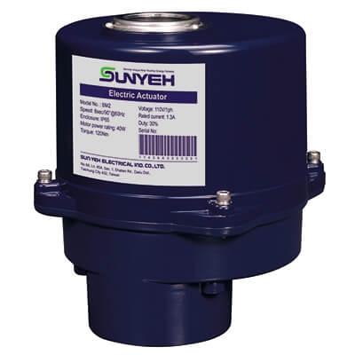 BM-2 Output 120 Nm motorized valve