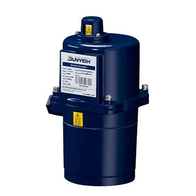 OM-J Output 80 Nm motorized valve