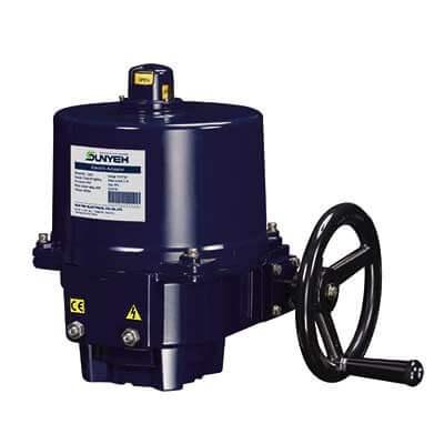 OM-6 Output 650 Nm motorized valve
