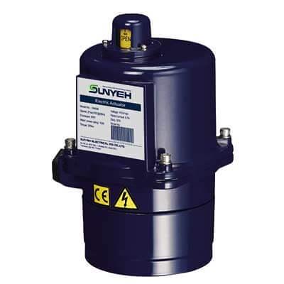 OM-A Output 50 Nm motorized valve