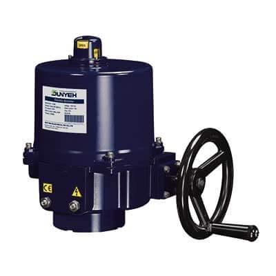 OM-H Output 300 Nm motorized valve