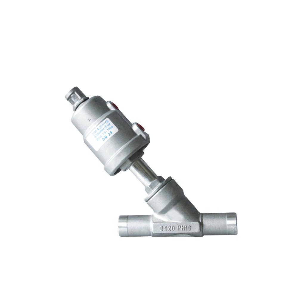 Angle Seat Valve 100series sanitary welding