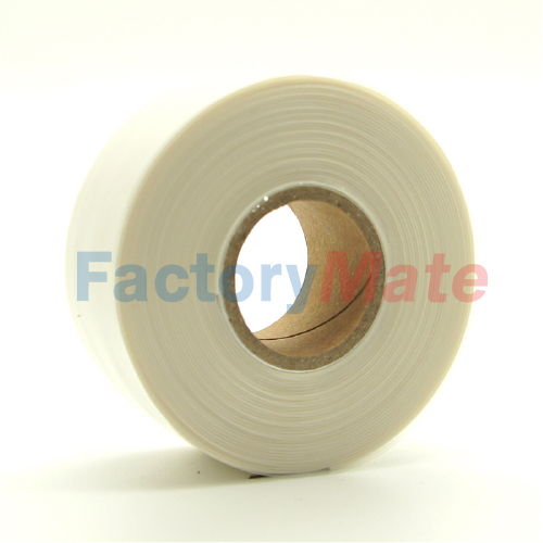 Isermal Self-fusing Silicone Rubber Tape ISM-02-25 5M - White