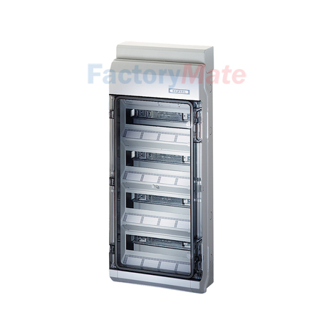 KV 4548 : KV Small-type Distribution Boards up to 63 A  KV Circuit breaker boxes 3-54 modules Circuit breaker box