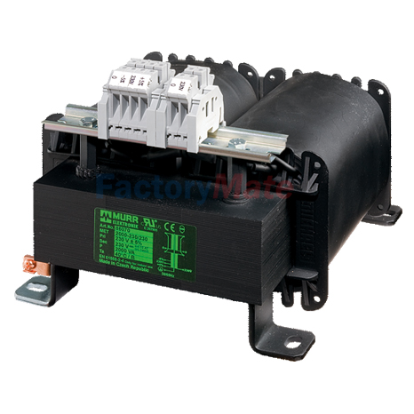 MET SINGLE-PHASE CONTROL AND ISOLATION TRANSFORMER P:3000VA IN:400VAC±5% OUT:110VAC