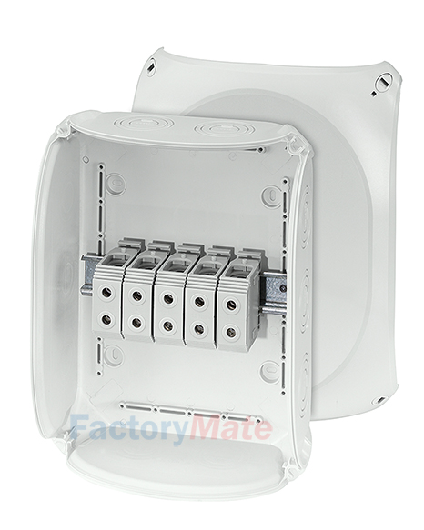 "KF3535G : DK Cable junction boxes  ""Weatherproof"" for outdoor installation Cable junction box"