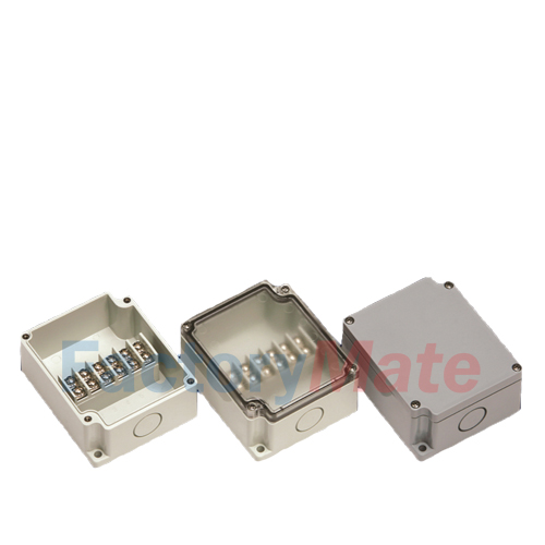 Plastic Enclosure Boxes Terminal block box 6P