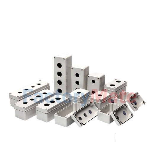 Plastic Enclosure Boxes Push button box