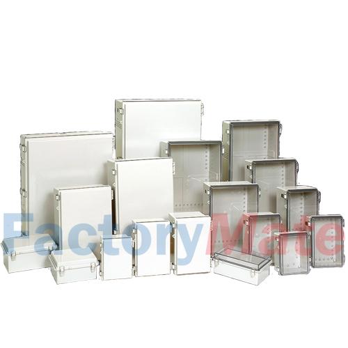 Plastic Enclosure Boxes P-series