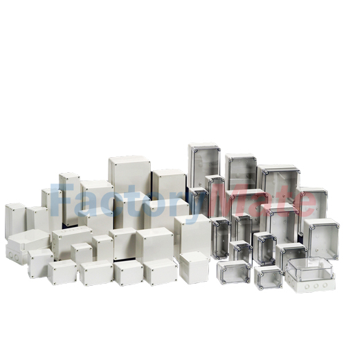 Plastic Enclosure Boxes Screw type S-series Small size
