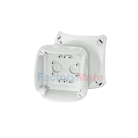 """KF0200G : DK Cable junction boxes  """"Weatherproof"""" for outdoor installation Cable junction box"""