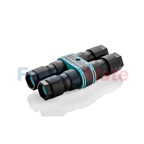 """THB.392.A4A.L  TH392 - Circular mini-junction connector 4 ways type """"H"""" IP68"""