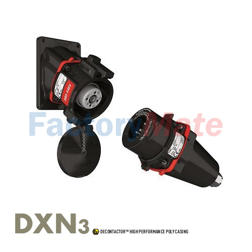 SWITCH + SOCKET-OUTLET DXN3