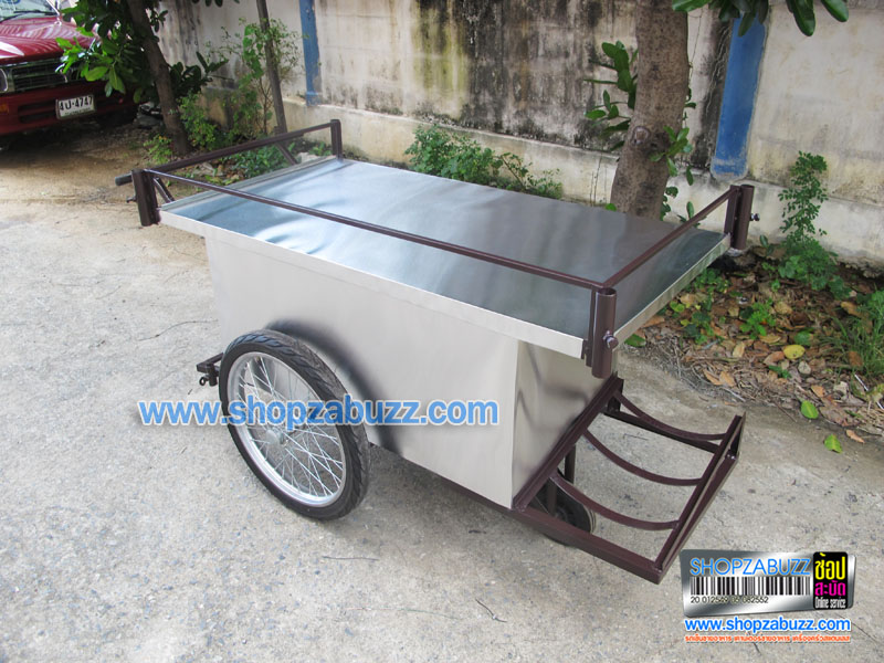 Thai Food cart no roof : CT - 34