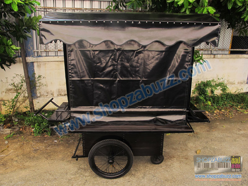 Thai Food cart with roof : CTR - 145