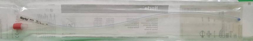 สายสวนปัสสาวะซิลิโคน Norta 2 ทาง - Silicone Foley Catheter 2 ways