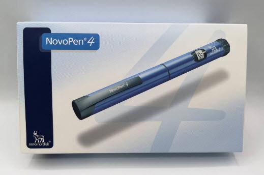 NOVO pen 4  ปากกาฉีดยาอินซูลิน