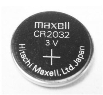 ถ่าน CR2032-3V (Maxell) made in Japan