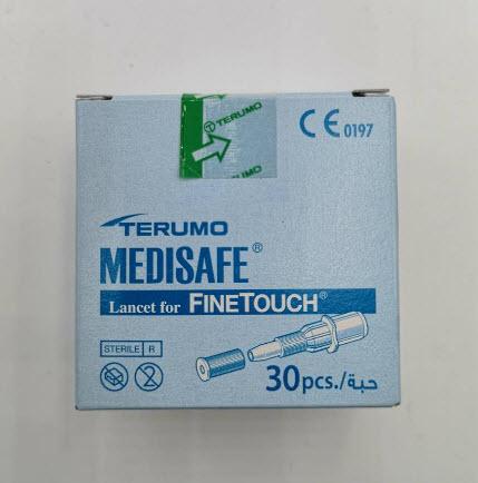เข็มเจาะเลือด Terumo Medisafe Lancet