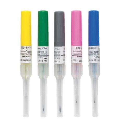 เข็มเปิดเส้น TERUMO - Surflo I.V. Catheter