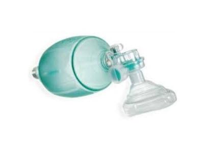 ชุดช่วยหายใจมือบีบสำหรับผู้ใหญ่ แบบใช้แล้วทิ้ง Ambu Bag Dispose Adult (Galemed)