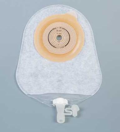 แป้นพร้อมถุงปัสสาวะเด็ก Coloplast - Alterna 10-35mm [8009]