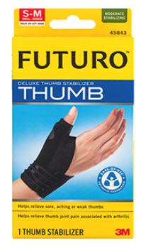 อุปกรณ์พยุงนิ้วหัวแม่มือ ฟูทูโร่ FUTURO Deluxe Thumb Stabilizer
