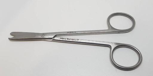 กรรไกรตัดไหม Spenser Stitch Scissor 13cm Hilbro (10.0820.13)