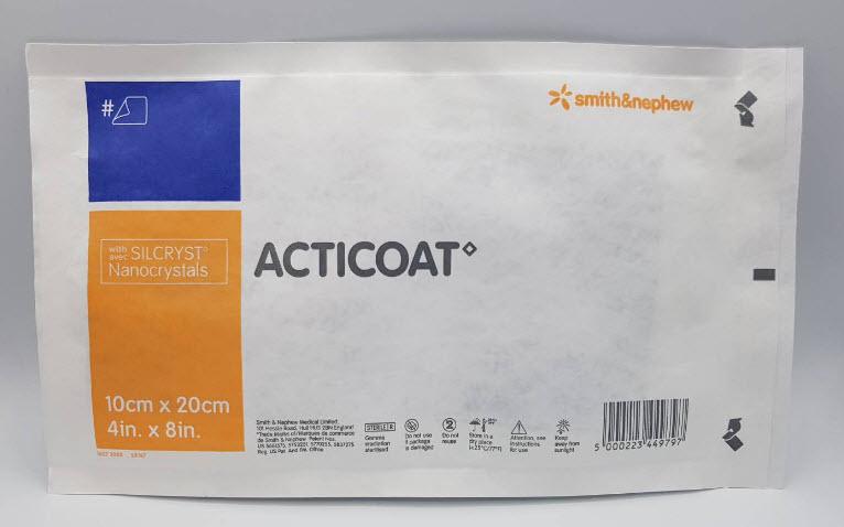 Acticoat 10x20 cm (exp 11/2021)