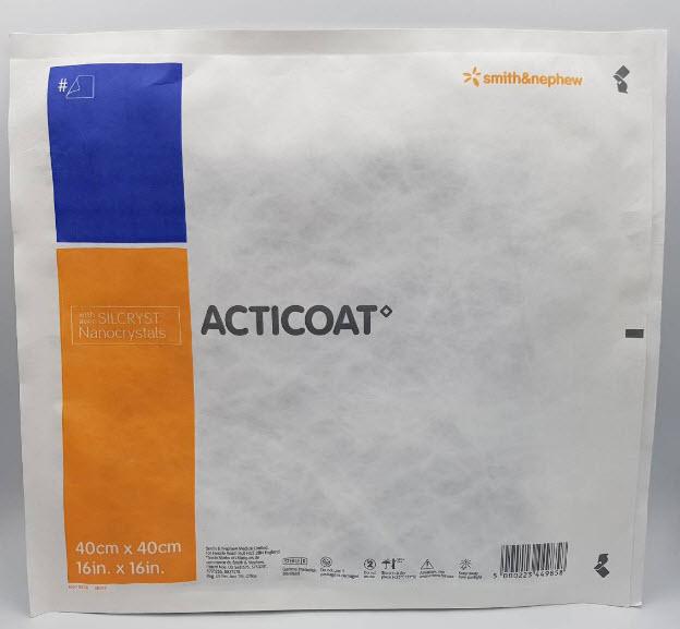 Acticoat 40x40 cm  (exp 05/2022)