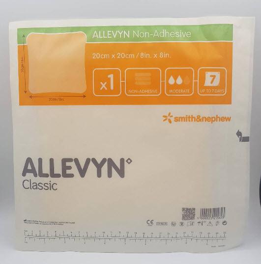 Allevyn Classic Non-Adhesive 20X20 cm