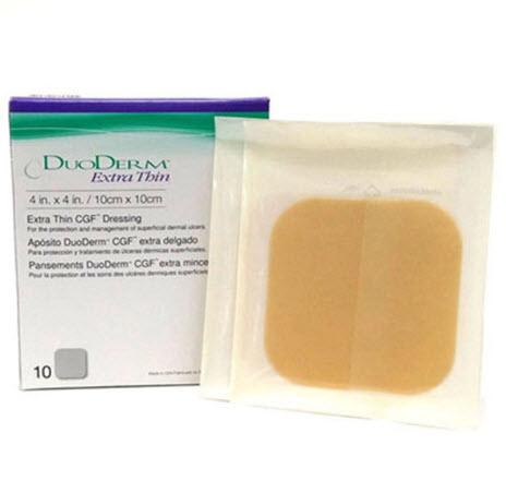 Duoderm Extra Thin 4x4 นิ้ว (10x10cm)