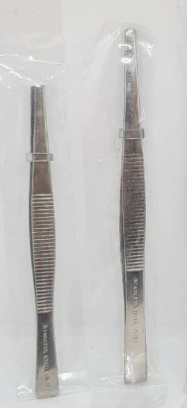 ปากคีบสำลี / Forceps