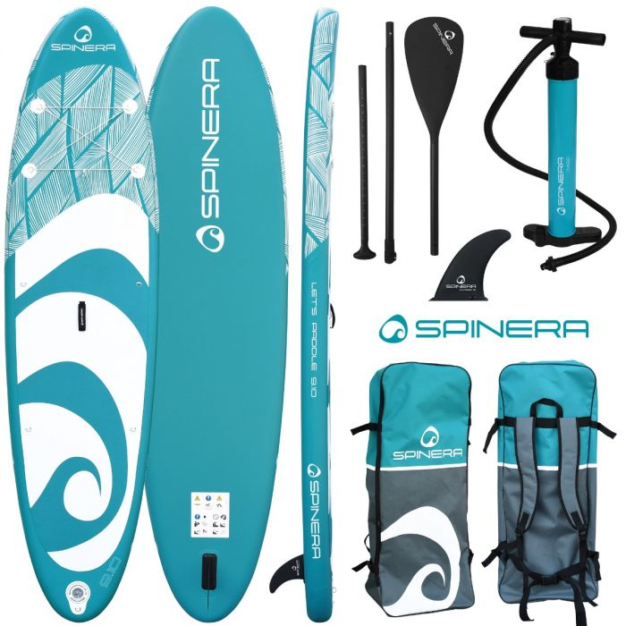 """Spinera SUP Let's Paddle 9'10"""""""
