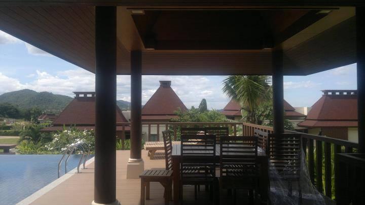 บ้านพักอาศัย PANORAMA หัวหิน ประจวบคีรีขันต์