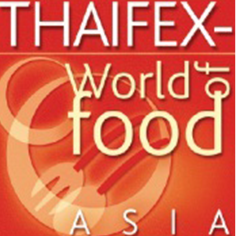 """Visit our booth at """"THAIFEX-World of Food Asia 2018"""