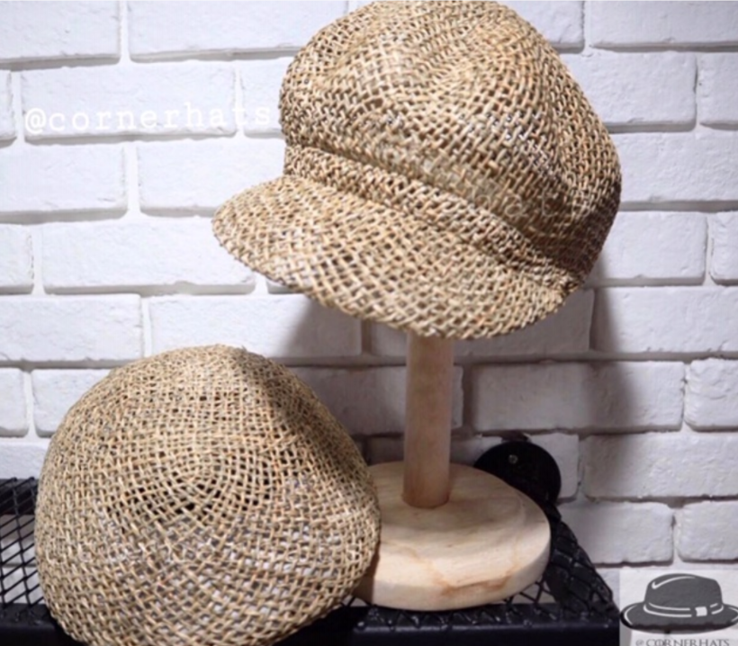 FLAT CAP ft. NEWSBOY SEAGRASS COLLECTION