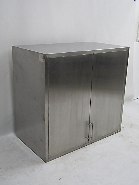 WALL CABINET, 2 SOLID DOORS