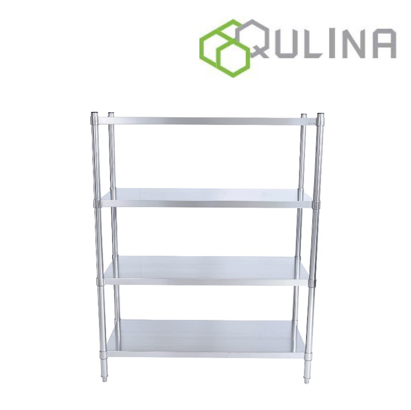 QULINA SS Knock Down Plain Shelf