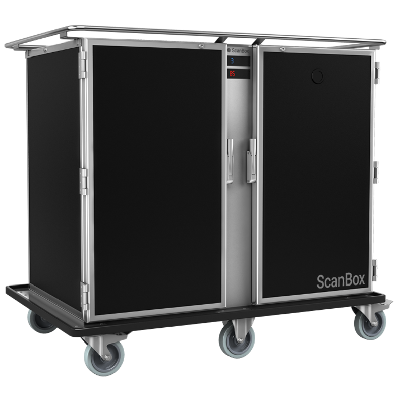 SCANBOX BANQUET LINE DUO Active Cooling + Hot