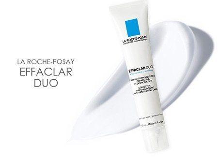 La Roche Posay Effaclar Duo+ ลาโรซ โพเซย์ เอฟฟาคลาร์ ดูโอ พลัส 40 ml