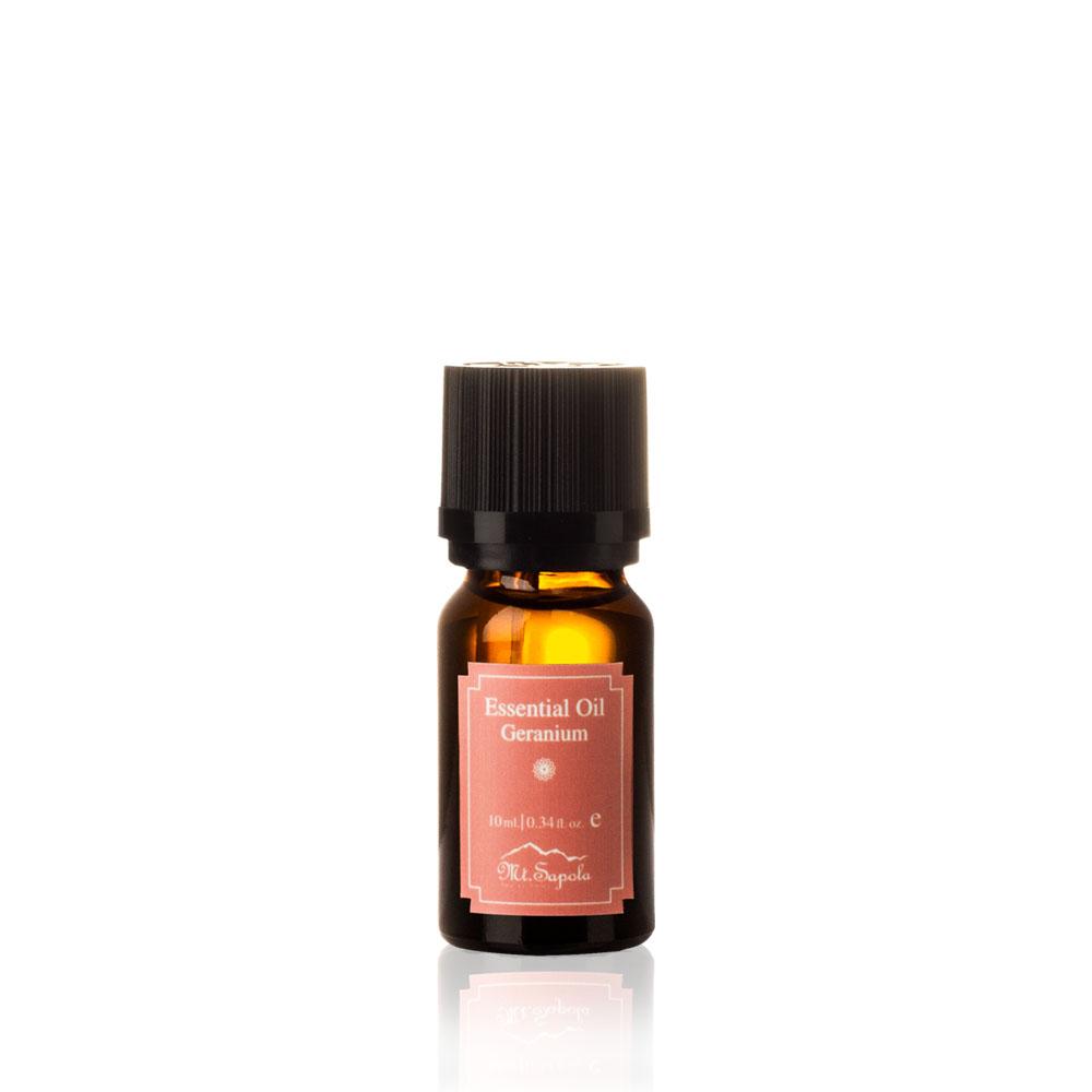 Essential Oil, Geranium, 10 ml.